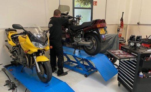 Motor reparatie jeroen